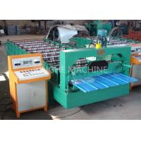 Quality Color Coated Highly Effective Cold Roll Forming Machines, Metal Roofing Roll Former for sale