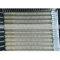 Quality High Porosity AISI304 Dutch Woven Wire Mesh14x88/0.5x0.32mm Super Shock Resistance for sale