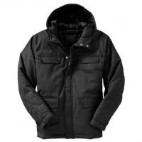 Quality Thick Casual Velvet Hooded Anorak Jacket For Winter Comfortable OEM Service for sale