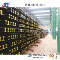 Quality 43kg/M Industrial Mining Steel Rail for sale