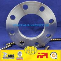 Quality ITALY STANDARD UNI 2276 PN6 PLATE FLANGE for sale