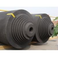Quality High Power Nominal Diameter 80 mm graphite electrodes price in resistance furnace for sale