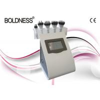 Buy Portable 5 IN 1 Cavitation Rf Vacuum Machine , Skin Tightening / Weight Loss at wholesale prices