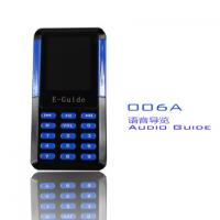 Quality 006A Mini Audio Guide Device 8 Languages Handheld Electronic Tour Guide Systems for sale