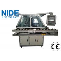 Quality Fully Automatic Armature Winding Machine for electir motor rotor coil winding for sale