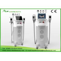 China Beautful Cooling Cryolipolysis Fat Freeze Slimming Machine With 5 Handles on sale