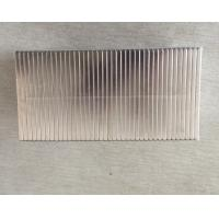 Quality Block Bar NdFeB Magnet for sale