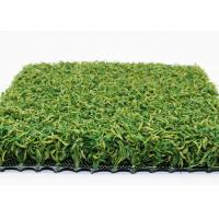 Buy 15mm Green Artificial Grass Basketball Court Non Infill Durable And Safety at wholesale prices