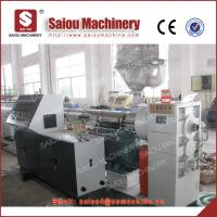 Quality plastic pe pipe production machine for sale