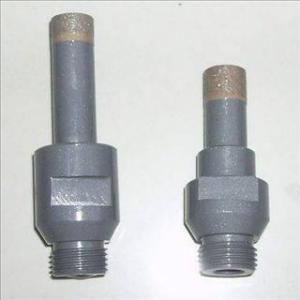 Quality diamond drill bit/glass diamond core drill bit/metal bond diamond drill for sale