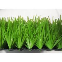 Quality Anti - UV Football Artificial Grass , Outdoor Artificial Grass For Soccer Field for sale