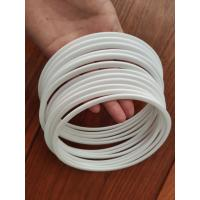 Quality White Back Up Ring PTFE  Backup Ring T3G T3P Teflon Hydraulic Style for sale