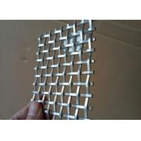 "Buy Fandango anti rust stainless steel 36""x48"" decorative wire mesh woven mesh at wholesale prices"