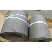 Quality stainless steel reverse dutch weave filter wire mesh belts for Laminating machine for sale