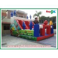 Quality Customized Inflatable Water Slide For Children Playground for sale