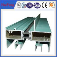 Quality Hot Selling Aluminium Profile For Windows And Doors With Free Moulds for sale