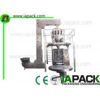 Quality Round Tea Bag Packing Machine / Pillow Bag Packaging Machine 0.6 MPa for sale