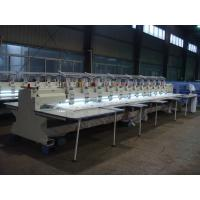 Quality Sweat Suits / Robes Embroidery Sewing Machine Computerized With 10 Inch Monitor for sale