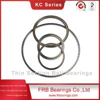 China KC090AR0 thin section ball bearings,angular contact ball bearing for cat scanner,unsealed thin wall ball bearings on sale