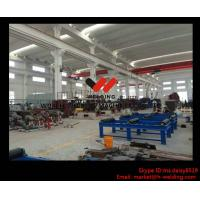 Buy Horizontal type H-beam Assembly & Welding Integrating Machine for H Beam Production Line at wholesale prices