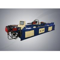 Quality PLC System Controller Automatic Tube Bender For Steel Racks Manufacturing for sale