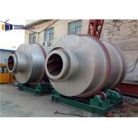 Industrial Rotary Dryer Machine Sand Three Cylinder Drum Dryer ISO Certification for sale