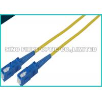 China OM2 62 / 125um Duplex LC LC Multimode Fiber Patch Cord for Infiniband QDR on sale