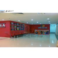 Quality Audio-visual 5D Movie Cinema With Snow / Bubble / Lightning Special Effect for sale
