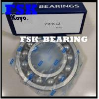 Quality 2313K , 1613 Double Row Self Aligning Ball Bearing With Taper 65 X 140 X 48mm for sale