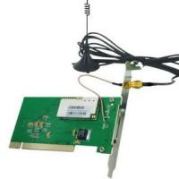 Quality HSUPA PCI Wireless Modem with Linux Drivers for sale