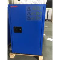 Quality Safety Acid Corrosive Storage Cabinets With Touch Screen For Chemical Liquid12 gallon 45litre for sale