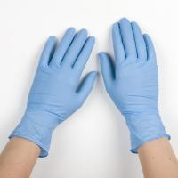 Buy Disposable Nitrile Glove 9 inch or 12 inch available at wholesale prices