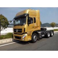 Quality 6x4 Drive Mode Used Tractor Truck DONGFENG Brand Euro III Emission Standard for sale