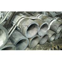 Quality GB T8162 JIS ASTM DIN Hot Rolled Steel Tube With Bevel / Plain End API 5L X42 X52 for sale