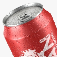 Quality Flexible Aerosol Coke Aluminum Bottle With Recycled Industrial Materials for sale