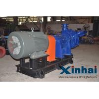Quality Corrosion Resistant Alloy Mining Slurry Pump In Metallurgy , Electric Power for sale