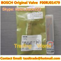 Quality BOSCH Original Injector Body Valve ,Control Valve F00RJ01479 Fit Common Rail Injector for sale