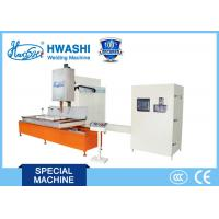 China HWASHI CNC Automatic Stainless Steel Kitchen Sink Seam Welding Machine on sale