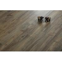 Quality Wood Textured Vinyl Click System Flooring For School / Hotel 5mm Thickness for sale