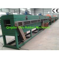 Quality Green Rubber Vulcanizing Oven / Rubber CuringOven For Rubber Profile for sale
