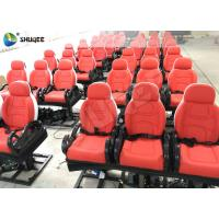 Quality Truck Mobile 5D Cinema System , 5D 7D 9D Cinema Theater  With Motion Chair Seat for sale