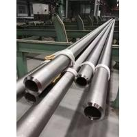 Buy cheap Incoloy Alloy 825 seamless pipe , Nickel Alloy Pipe ASTM B 163 / ASTM B 704, 100% ET AND HT from wholesalers
