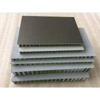 Quality Black FEVE Aluminum Honeycomb Panels , Fireproof Honeycomb Structural Panels  for sale