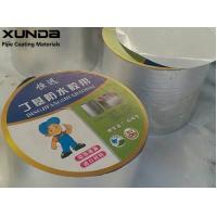 Quality Xunda RV Cold Applied Tape 10cm*10m Per Roll Silver Black Dark Red And Blue Color for sale