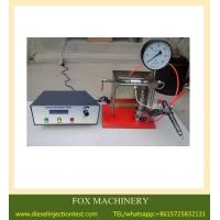 Quality Common Rail Injector Test Simulator ,solenoid and piezo CR injector(F-100A) for sale