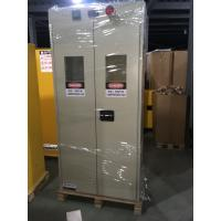 Quality Green Lockable Drum Storage Containers Ventilated Single Cylinder For Laboratory for sale
