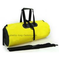 Buy 30L 500D Tapaulin Waterproof Duffel Bag Tear Resistant OEM / ODM For Men at wholesale prices