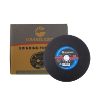 Quality Grassland Metal 14 Inch Carbon Steel Cutting Disc for sale