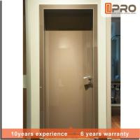 China Standard Size MDF Interior Doors Customized Color 5/6/9MM MDF Thickness on sale