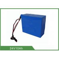 Buy cheap Topband Rechargeable LiFePO4 Battery , Street Light Battery 24V 10Ah from wholesalers